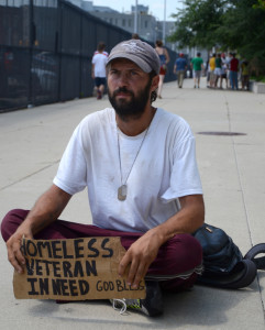 Freedom Home of Hope Homeless veteran