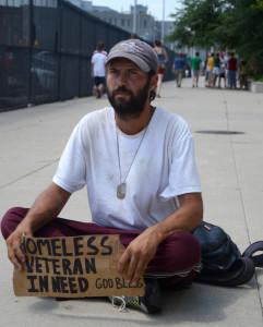 Freedom Home of Hope Homeless veteran